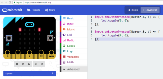 microbit board toggle LED with input buttons.png
