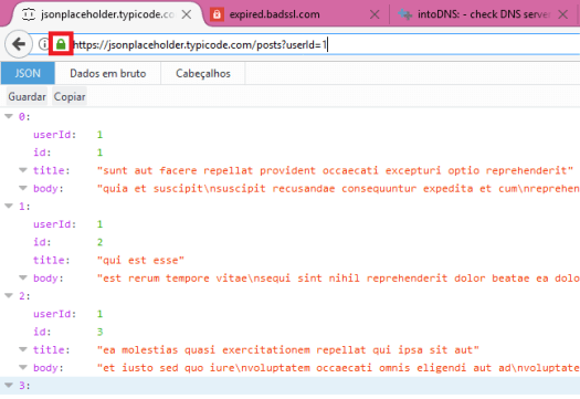 ESP32 Arduino: HTTPS GET Request – techtutorialsx