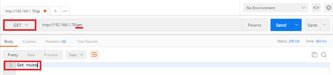 ESP32 Arduino Async server HTTP GET Method filter