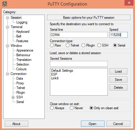Putty ESP32 Bluetooth SPP config.png