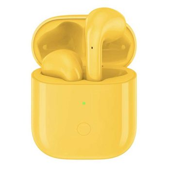 Realme RMA201 Wireless Air Buds with Charging Case...