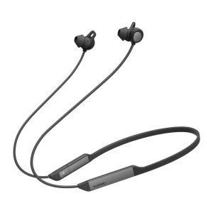 سماعات Huawei لاسلكية بالبلوتوث مع مايكروفون – أسود...