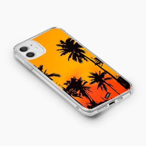 iPhone Cover Sunset Glow Design