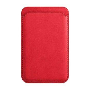 محفظة جلد يدعم MagSafe لأبل أيفون...
