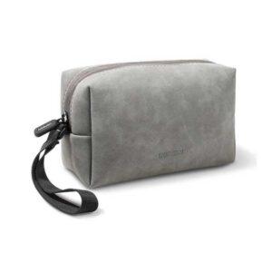 UGREEN Digital Storage Leather Bag – Grey
