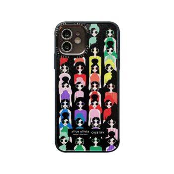 Q Series People Design Case for iPhone 12...