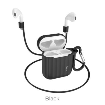 """hoco Protective Silicone Case """"WB10"""" for Airpods 1..."""