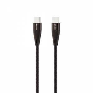 كابل BUDDY BU-CT60 PD USB-C Fast Charge To...
