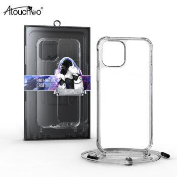 Atouchbo Kingkong Anti-Drop Transparent Case for iPhone 11...