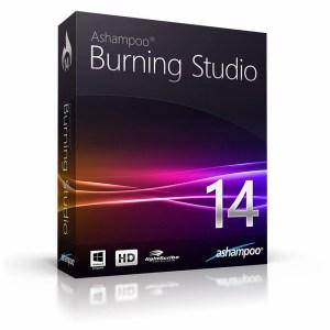 Ashampoo Burning Studio 14 Download Information