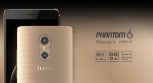 Tecno Phantom 6: Full Specifications and Price