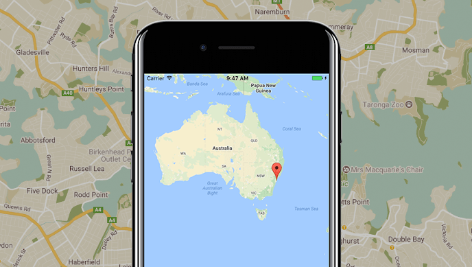 Google Maps offline on Android and iOS