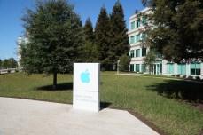 Der alte Apple Campus
