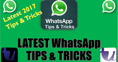 LATEST WHATSAPP TIPS AND TRICKS 2017 | WHATSME | MASK CHAT | TOP 5 WHATSAPP TRICKS 2017 [Urdu/Hindi] 2
