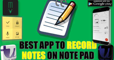 BEST APP TO RECORD NOTES ON NOTE PAD | MIX NOTE |RECORD VOICE AND PICTURE NOTES|MIXNOTE [Urdu/Hindi] 3