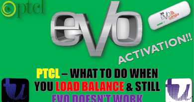 PTCL EVO PROBLEMS – WHAT TO DO WHEN YOU LOAD BALANCE AND STILL EVO WINGLE DOESN'T WORK. [Urdu/Hindi] 2