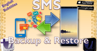 HOW TO BACKUP AND RESTORE SMS & PHONE CALL LOG ON ANDROID IOS | SMS BACKUP & RESTORE APP[Urdu/Hindi] 2