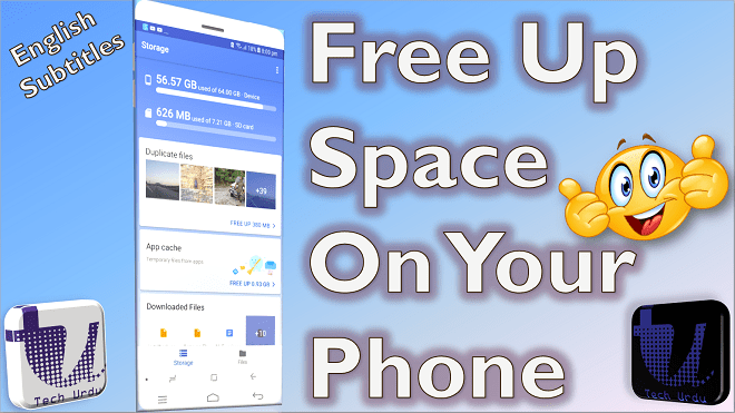 Clean up space on your phone - files go Thumb - Copy