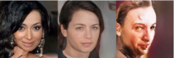 NVIDIA AI creates images of people that never existed
