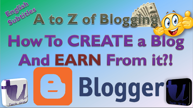 how to create a Free Blog and earn from it quickly