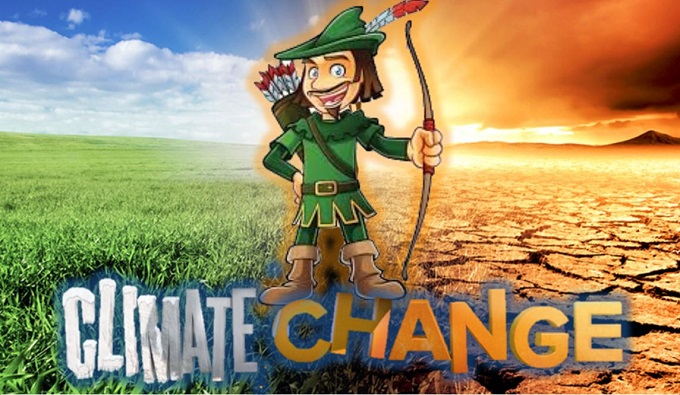 How Many Robin Hoods Would it Take to Save the Planet Earth from Climate Change? 1