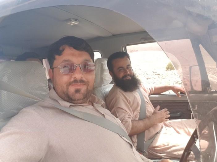 Naeem Javid - Tech Urdu - at Harnai with Yasir Mari 20170707_144733