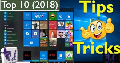 Windows 10 Tricks and Hidden Features