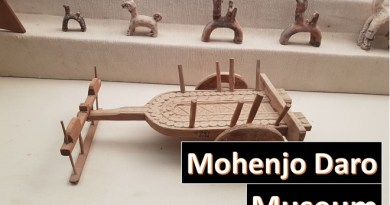Mohenjo Daro - City of Dead - Sindh Museum 2018 Tour Video Majestic Pakistan Tech Urdu