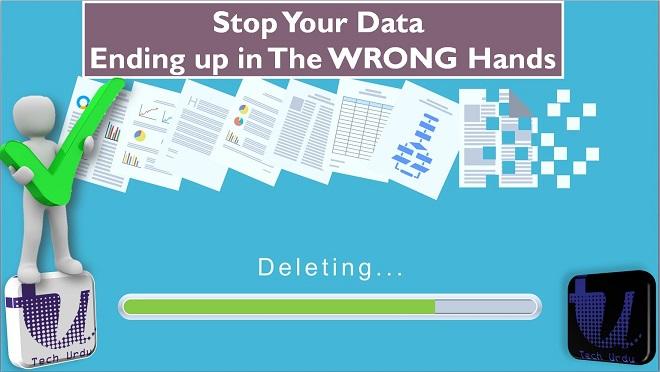 Stop your data ending up in the wrong hands - Self-Destructing Files - Tech Urdu