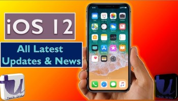 iOS 12 All Latest Updates and News - Tech Urdu