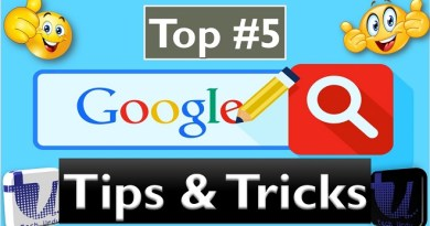 Top 5 Google Search Hack - Tech Urdu