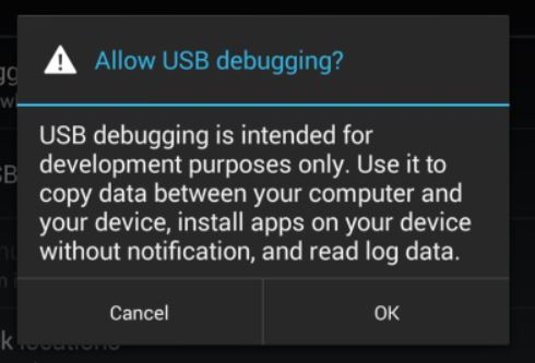 USB Debugging - Developer Options - Tech Urdu