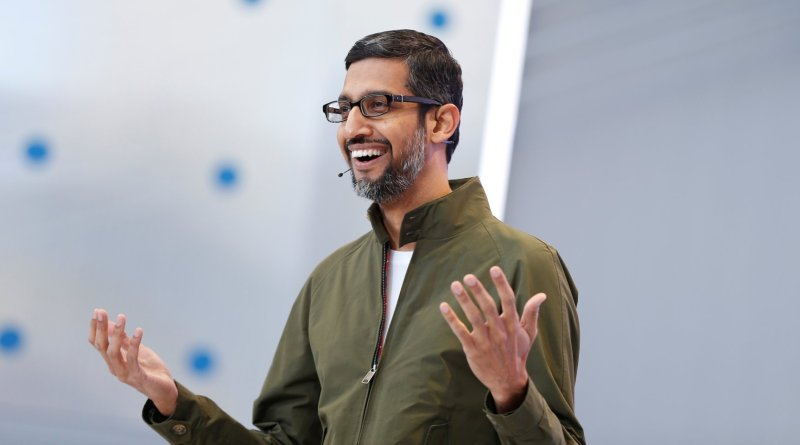 Google IO 2018 - Sundar Pichai