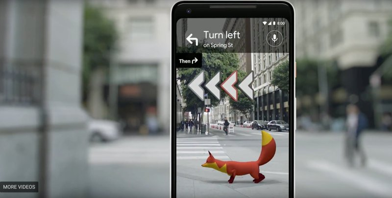 Google Maps - AI - Tech Urdu