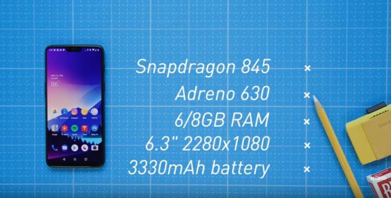 OnePlus 6 Impressions Specs - Ft. MKBHD - Tech Urdu