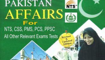 Pakistan Affairs Solved MCQs
