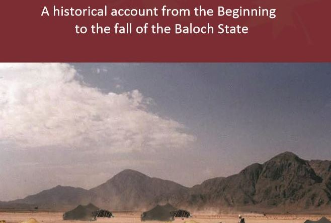 The Baloch and Balochistan
