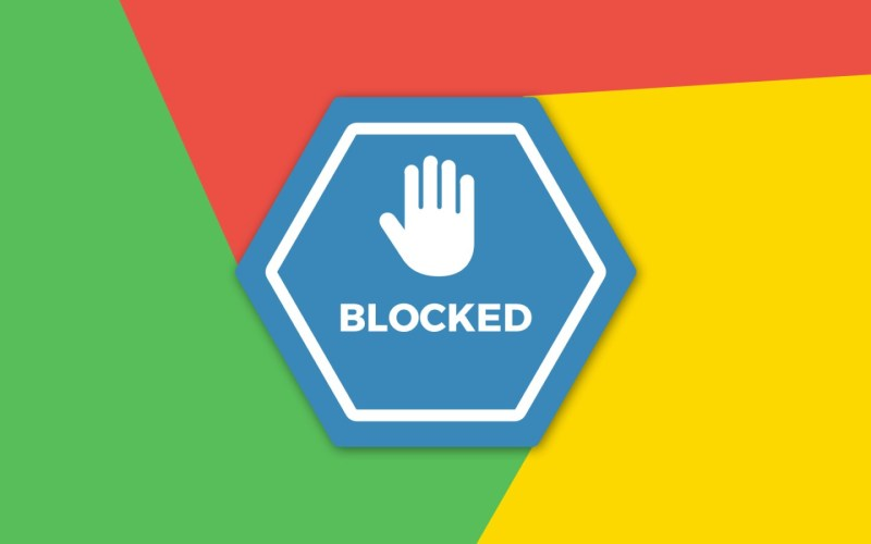 Google Chrome will Block all Ads on Websites that have Abusive Advertisements