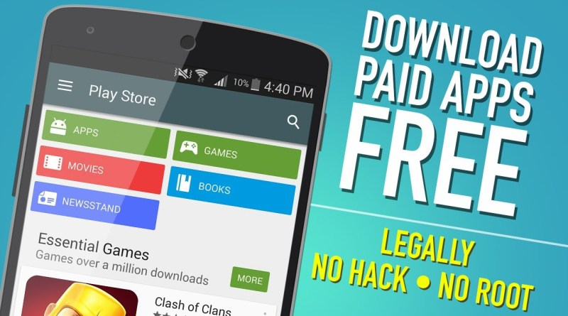 How to Get Paid Apps for Free on Android - Tech Urdu