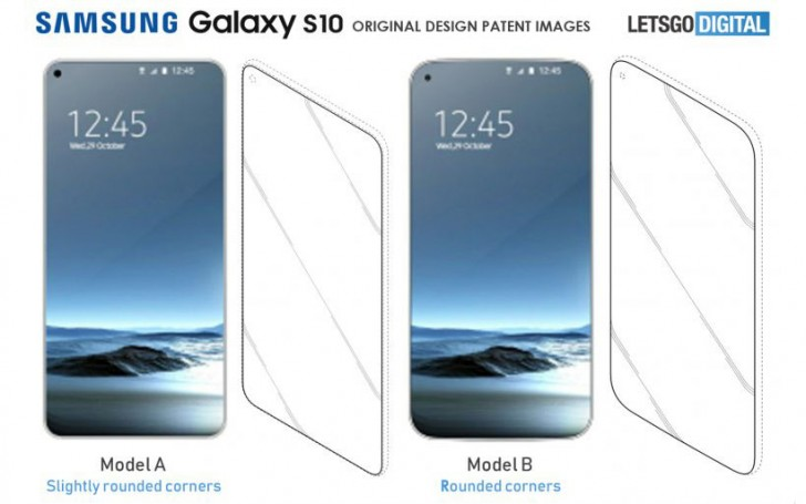 Samsung Galaxy S10 Will Have a Completely Unique Design: Leak