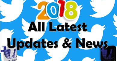 Twitter All Latest Updates & News 2018