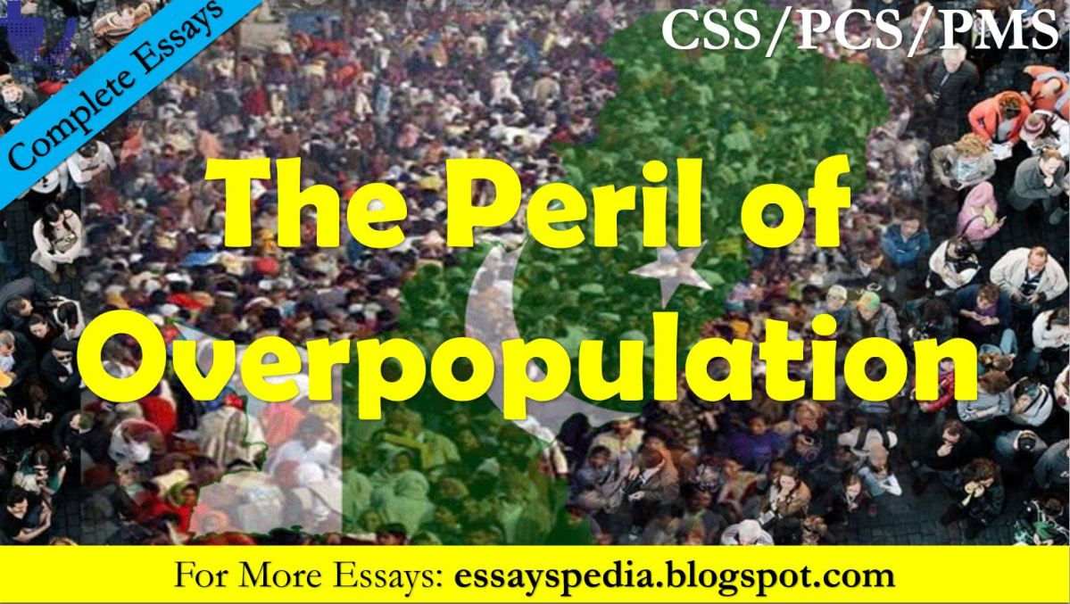 Population Peril | Complete Essay with Outline