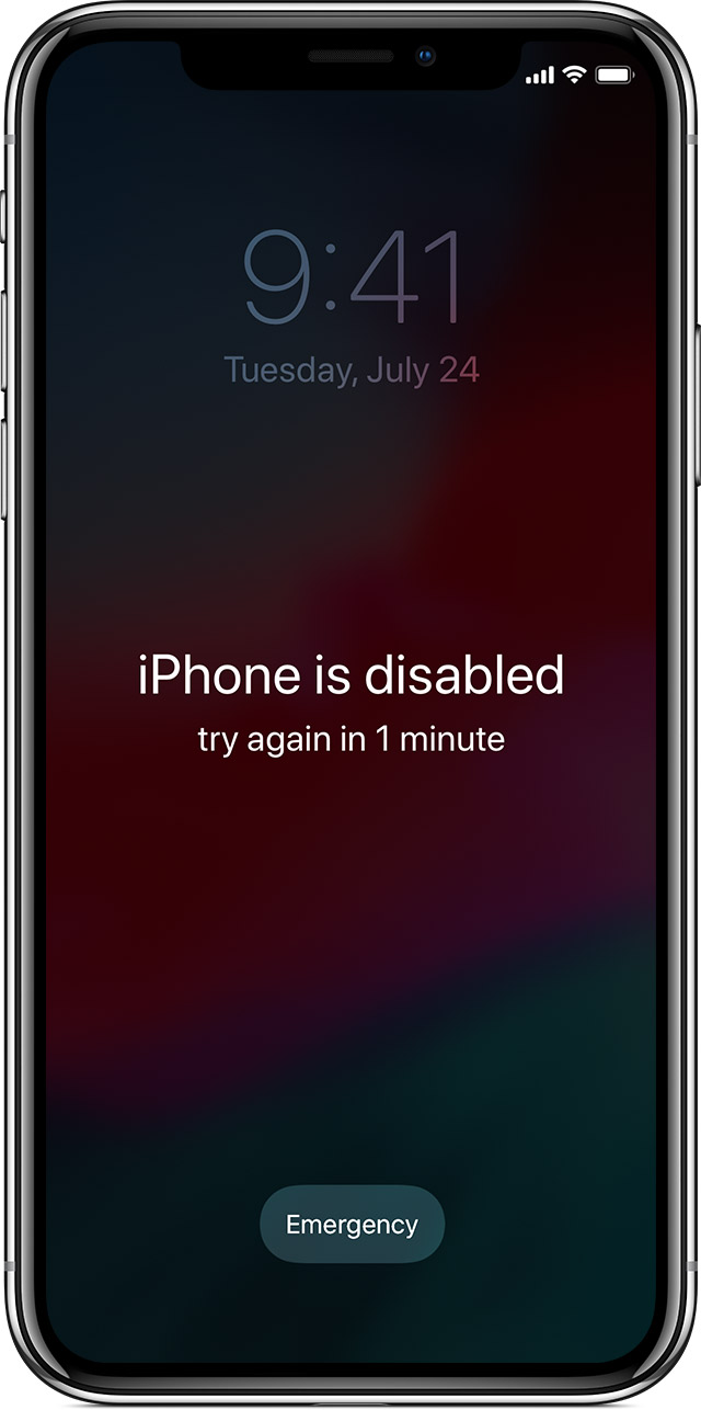 What to do if you Forgot the Passcode for your iPhone, iPad, or iPod Touch? - Tech Urdu