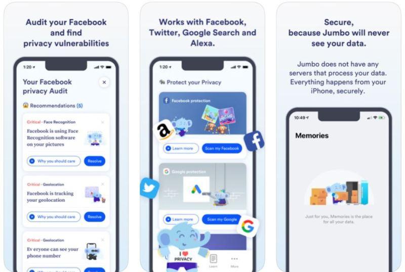 Best Privacy App of 2019 - Jumbo - Tech Urdu