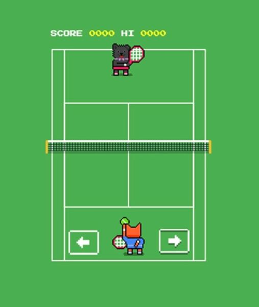 Google's New Fun Easter Eggs - Play Tennis in Your Browser - Tech Urdu