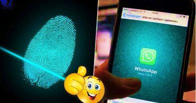 Lock Your WhatsApp Chats With Fingerprint - techurdu.net