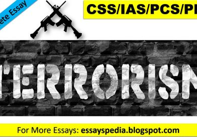 Definition of Terrorism | Complete Essay with Outline - techurdu.net