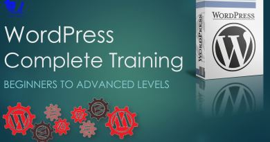 WordPress Complete Training (2020) - techurdu.net