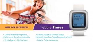 Pebble Times