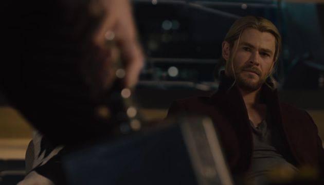 Mjolnir Captain America